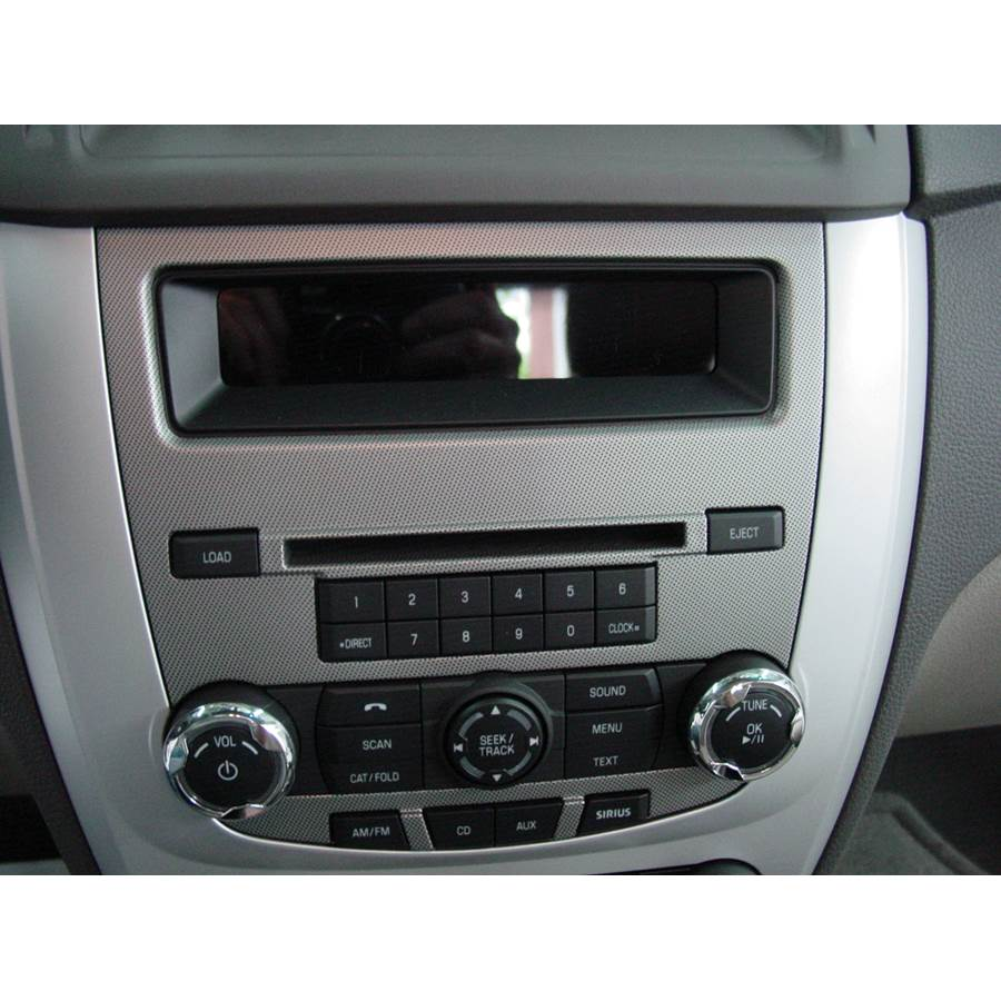 2010 Ford Fusion Factory Radio
