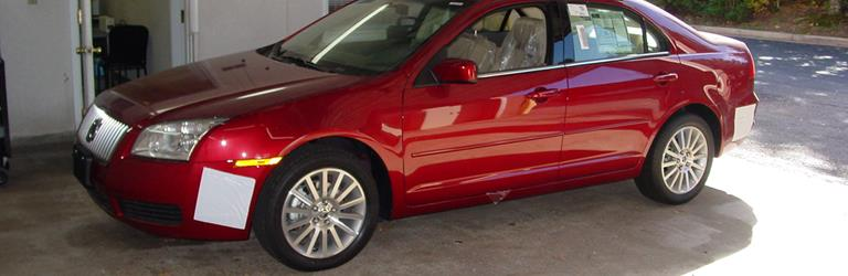 2009 Ford Fusion Exterior