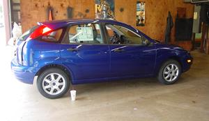 2007 Ford Focus ZX5 Exterior