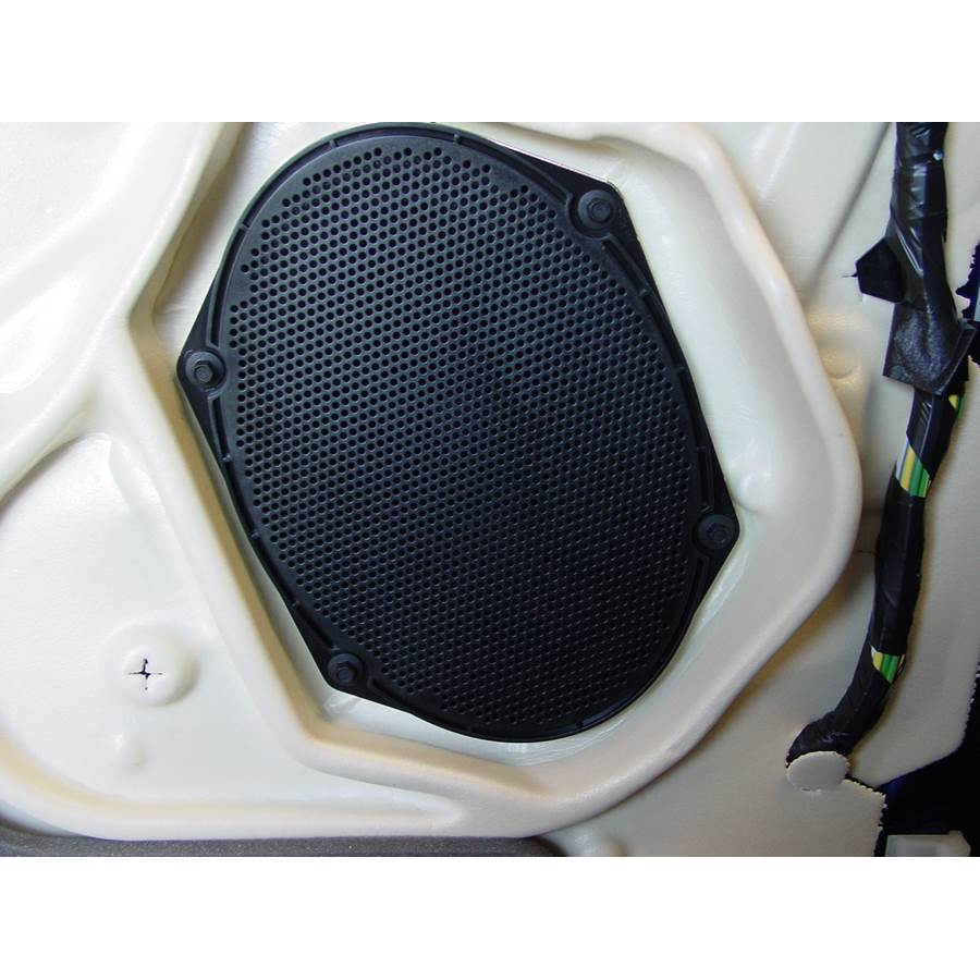 2006 Ford Focus ZX3 Front door speaker