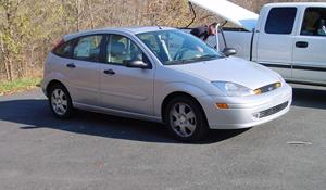 2002 Ford Focus ZX5 Exterior