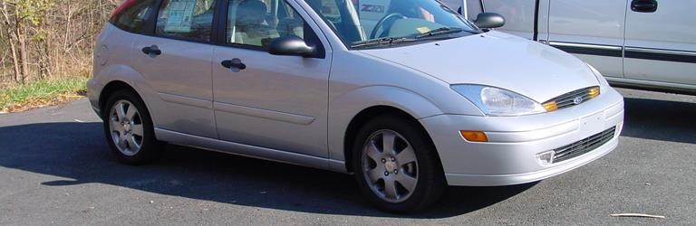 2003 Ford Focus ZX5 Exterior