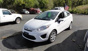 2012 Ford Fiesta Exterior