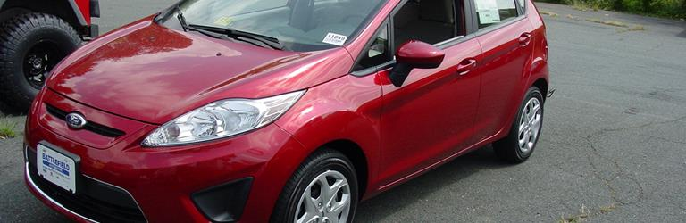 2011 Ford Fiesta Exterior