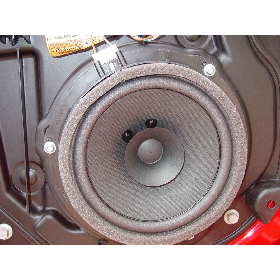 2012 Ford Fiesta Rear door speaker