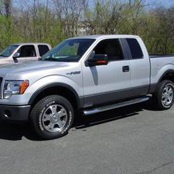 2012 Ford F-150 XL Exterior