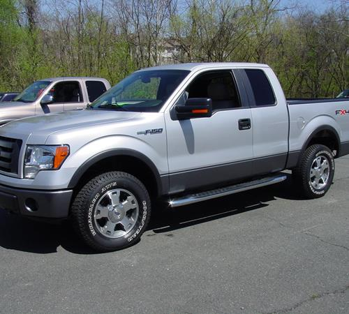 2010 Ford F-150 XLT Exterior