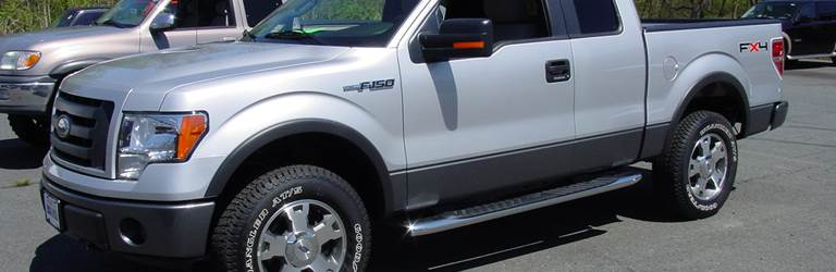 2012 Ford F-150 XLT Exterior