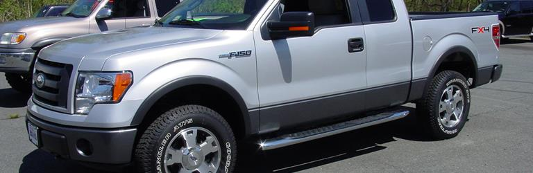 2013 Ford F-150 FX4 Exterior