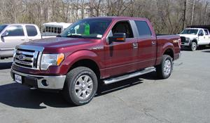 2009 Ford F-150 King Ranch Exterior