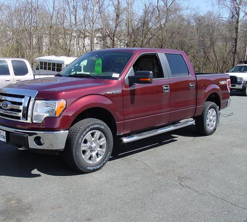 2010 Ford F-150 King Ranch Exterior