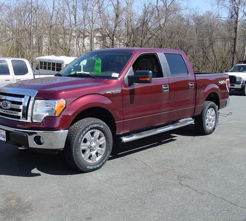 2014 Ford F-150 FX2 Exterior
