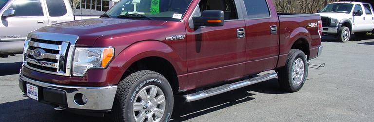 2014 Ford F-150 King Ranch Exterior