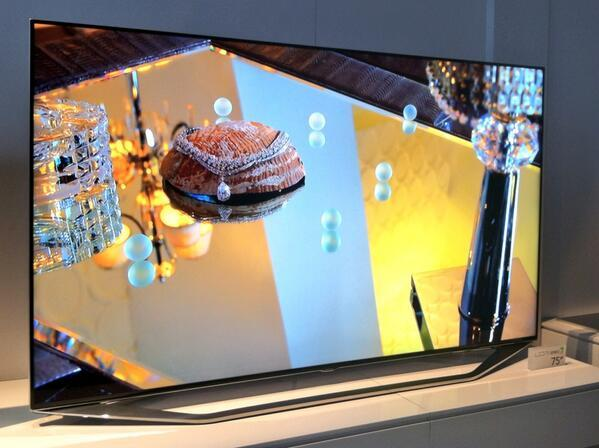 Samsung LED 7 Series TV