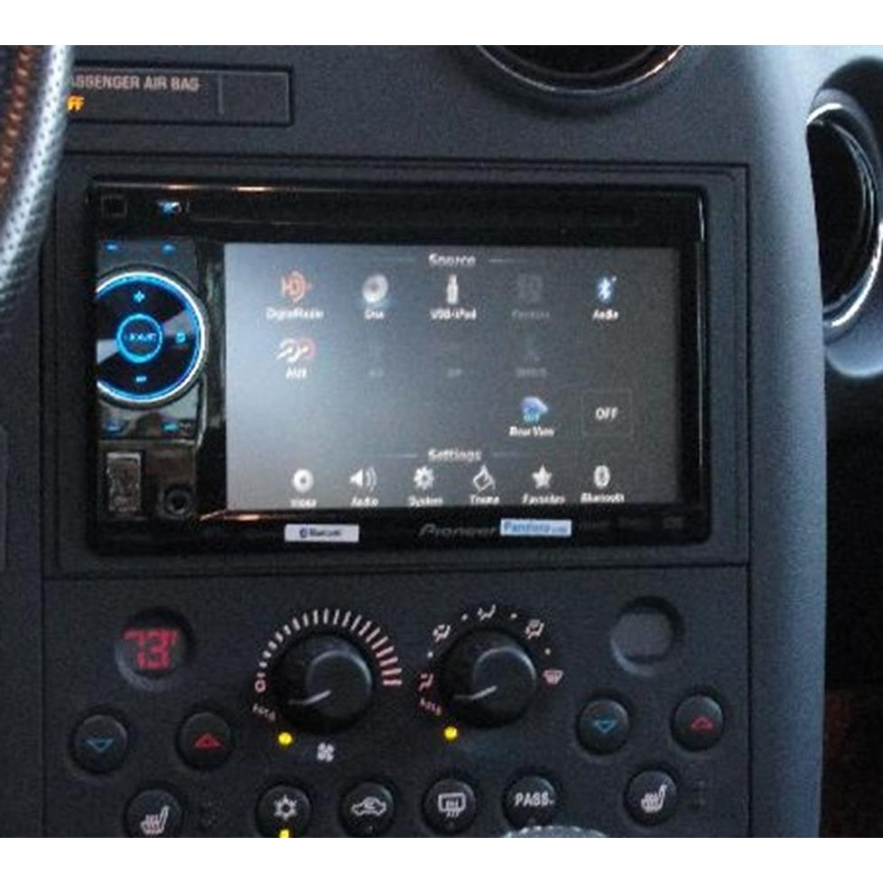 Pontiac grand prix stereo wiring kit nissan