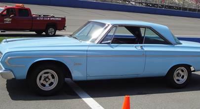 Bill W's 1964 Plymouth Belvedere