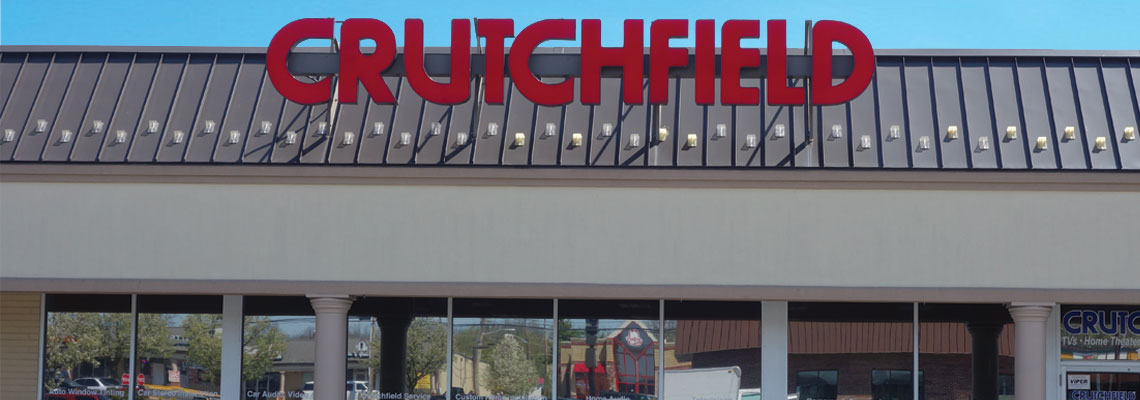 Crutchfield Harrisonburg Retail Store