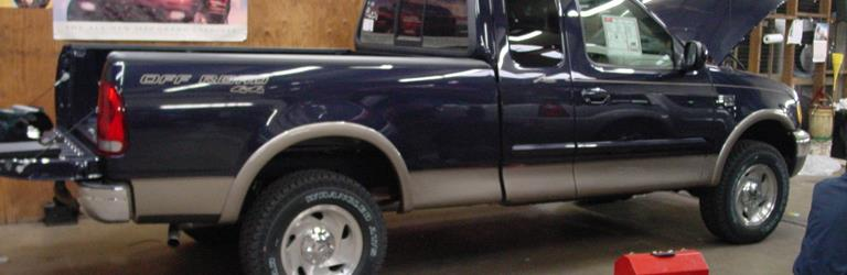 2003 Ford F-150 Exterior