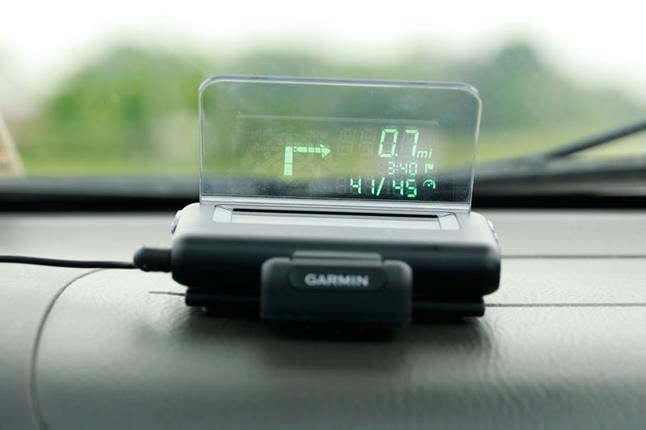Garmin HUD+ Head-Up Display