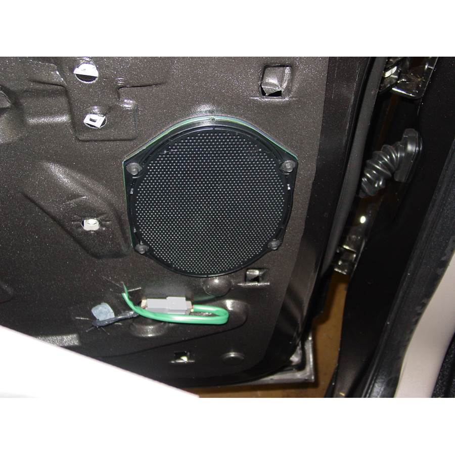 2008 Ford Explorer Sport Trac Rear door speaker