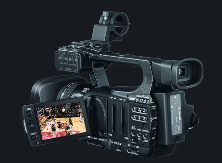 Canon Professional HD Camcorder