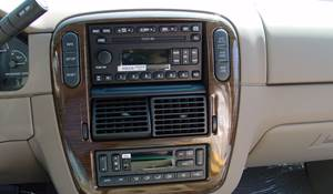 2004 Ford Explorer Factory Radio