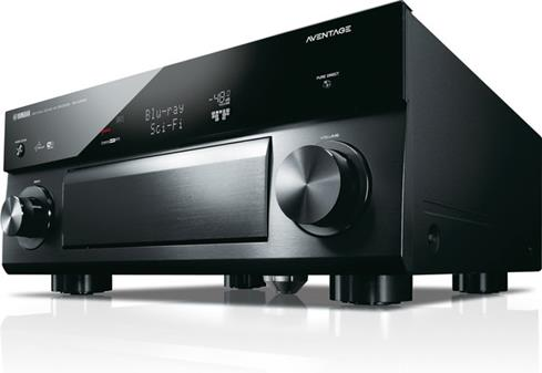 Picture of Yamaha receiver