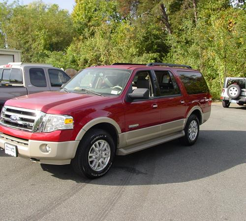 2008 Ford Expedition EL Exterior