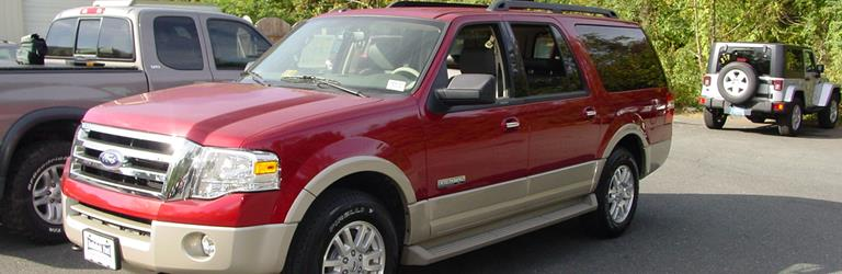 2014 Ford Expedition EL Exterior