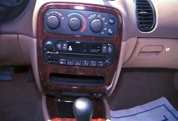 dodge intrepid chrysler concorde radio
