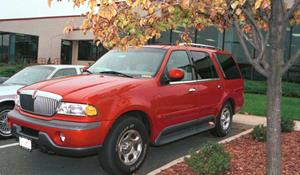 1998 Ford Expedition Exterior