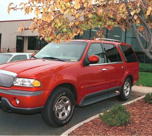 2002 Ford Expedition Exterior