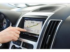 How to install a car navigation system