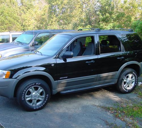 2003 Ford Escape Exterior