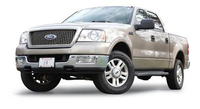 Adding a Receiver and Speakers to a Ford F-150