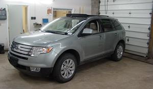 2010 Ford Edge Exterior