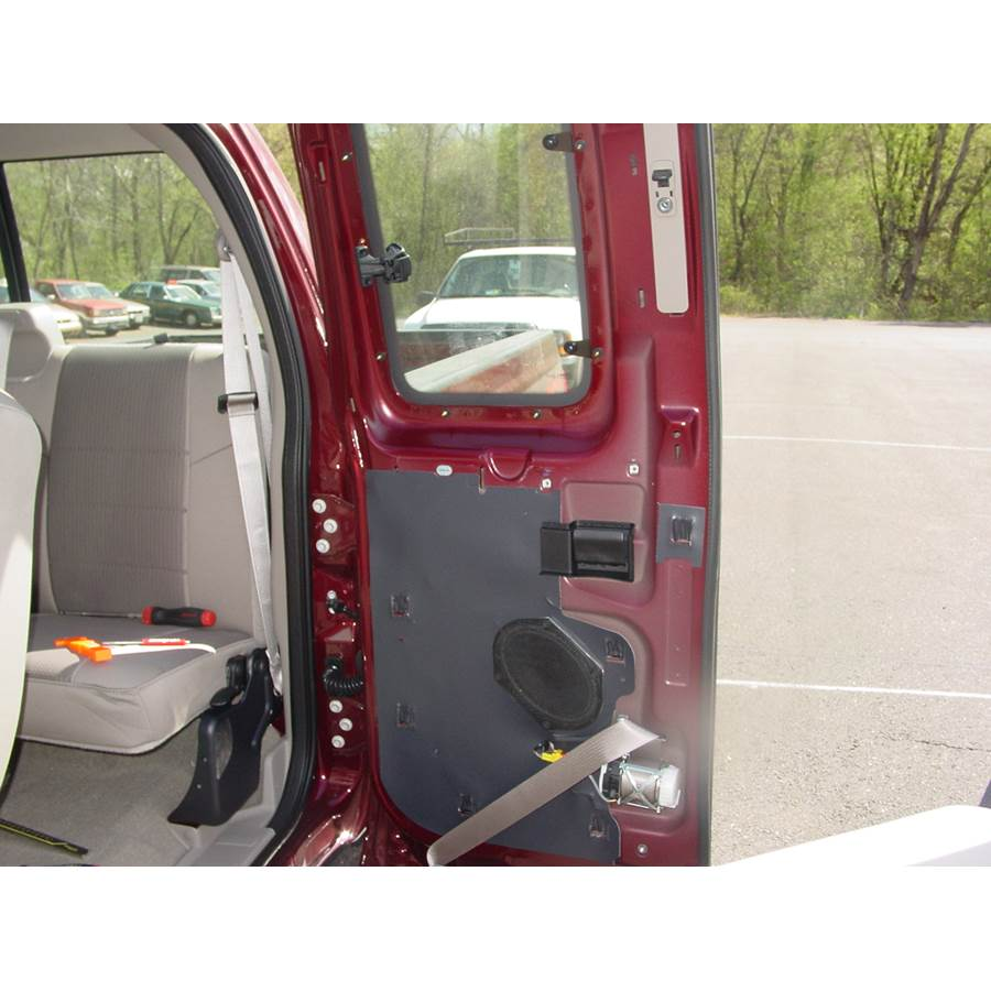 2016 Ford F-350 Rear door speaker