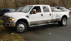 2011 Ford F-450 Exterior