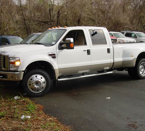 2011 Ford F-350 Exterior