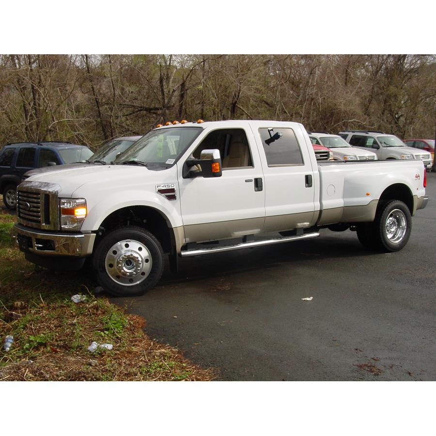 2016 Ford F-450 Exterior