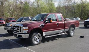 2008 Ford F-250 Super Duty - find speakers, stereos, and