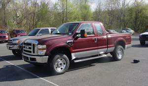 2014 Ford F-350 Exterior