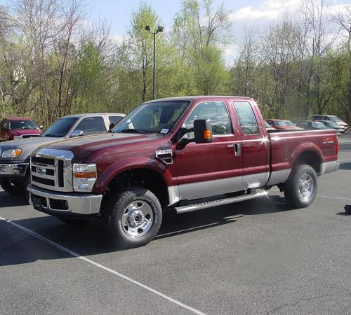 2014 Ford F-250 Super Duty Exterior