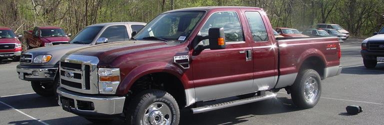 2016 Ford F-250 Super Duty Exterior