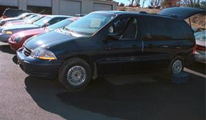 2001 Ford Windstar Exterior