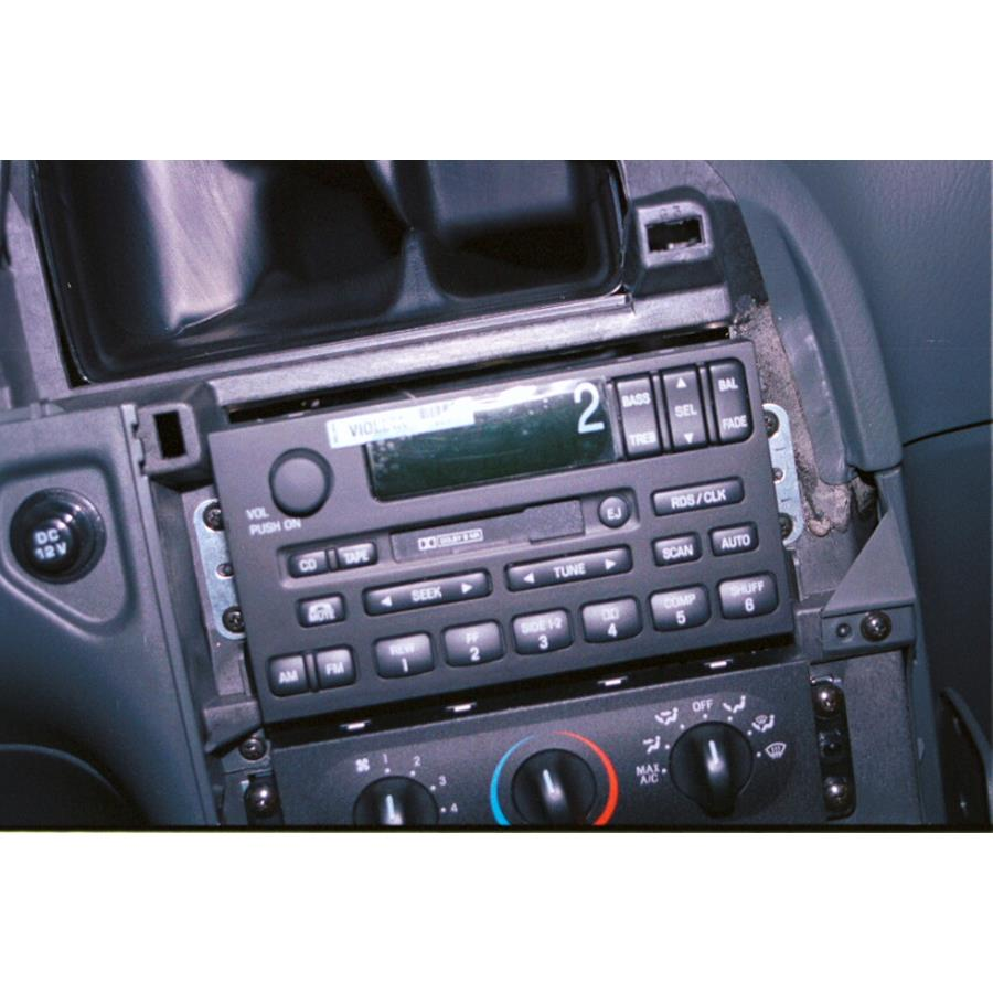 2003 Ford Windstar Factory Radio