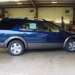 2007 Ford Freestyle Exterior ... & Ford Freestyle Audio \u2013 Radio Speaker Subwoofer Stereo Pezcame.Com