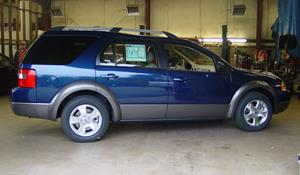 2007 Ford Freestyle Exterior