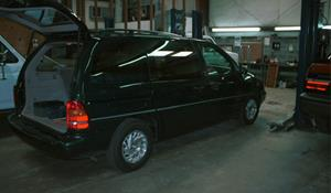 1995 Ford Windstar Exterior