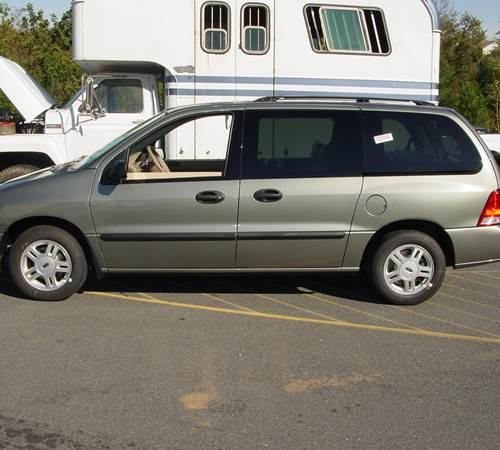 2006 Ford Freestar Find Speakers Stereos And Dash Kits That Fit Your Car